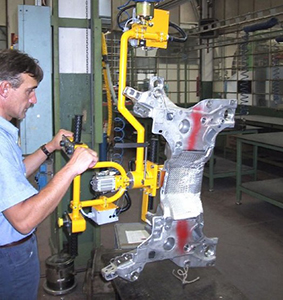 Automotive handling solutions
