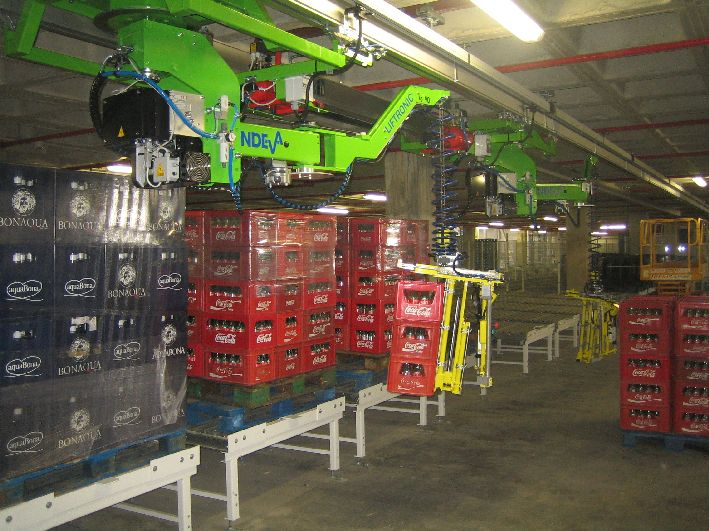 Food Handling Solutions to Suit Your Requirements
